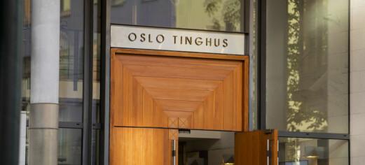 Oslomann dømt til ti års forvaring for frihetsberøvelse, drapstrusler og flere voldtekter