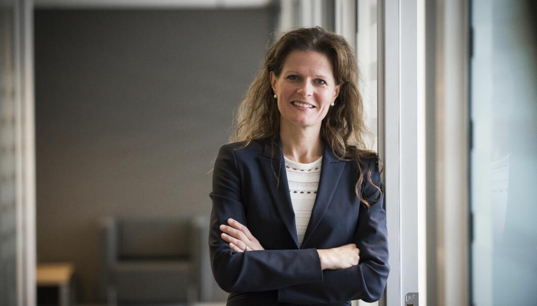 — Cathrine M. Lofthus har ledet arbeidet i Helse Sør-Øst på en fremragende måte, sier styreleder Svein I.