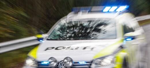 Politiet rykket ut til Grorud der en person fikk delvis kuttet av finger