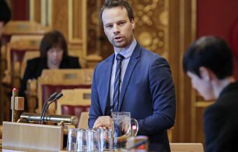 Elendige Oslo-tall for Frp: Jon Helgheim ute av Stortinget dersom dette blir valgresultatet