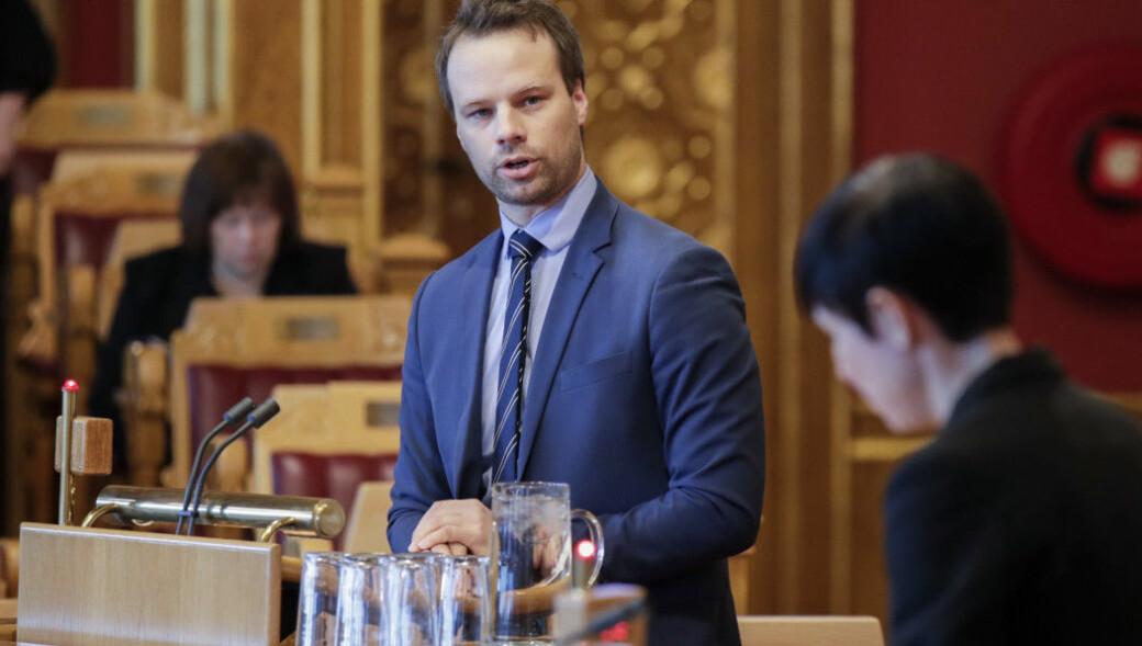 Jon Helgheim ble vraket av sitt eget fylkesparti Buskerud Frp i stortingsnominasjonen. Så hoppet han over til Oslo Frp og er nå på andreplass ved fylkespartiets stortingsliste i hovedstaden.
