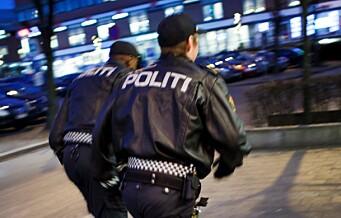 Fem mindreårige ungdommer tatt for ransforsøk, trusler og skadeverk på Grefsen og Kjelsås
