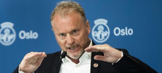 Oslos koronatiltak utløper formelt denne uken: - Men lettelser vurderes ikke før neste uke, sier Raymond Johansen
