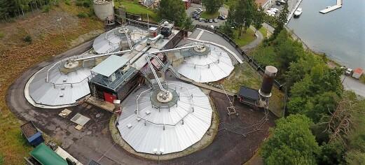 18 millioner liter kloakk har rent ut i fjorden. Oslofolks dobesøk lakk urenset ut ved Sollerudstranda