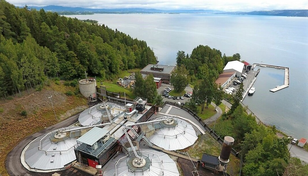 Renseanlegget til Vestfjorden Avløpsselskap sluttet å fungere kl 6 i morges. Siden klokka 6 har 600 liter kloakk rent ut Oslofjorden hvert sekund.