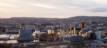 - Etter snart 400 år med murtvang i Oslo er det på tide å innføre tretvang