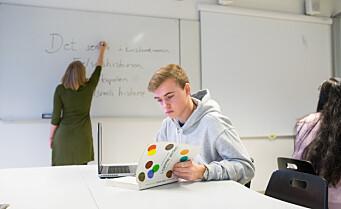 Oslos videregående skoler tilbake til gult fra tirsdag. Ingen andre lettelser i hovedstaden