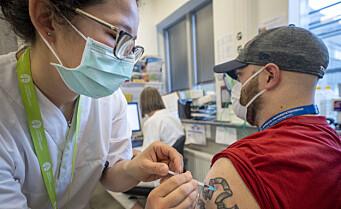 Oslo endrer vaksinestrategi