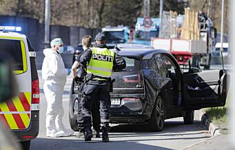 Politiet vil ha rettspsykiatrisk undersøkelse av Frogner-siktet
