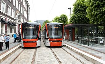 — Har Oslo noe å lære av Bergen? Ja, også hovedstaden trenger bybane