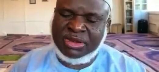 Ramadan er over, og i dag feirer vi eid. Her er Imam Saidy, på Lindeberg, sitt budskap