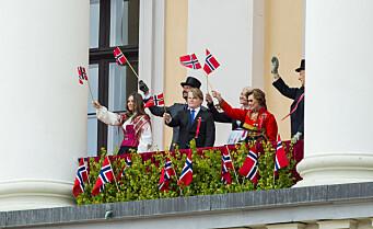 Slottet får unntak fra arrangementsforbud 17. mai – kan samle rundt 300 personer