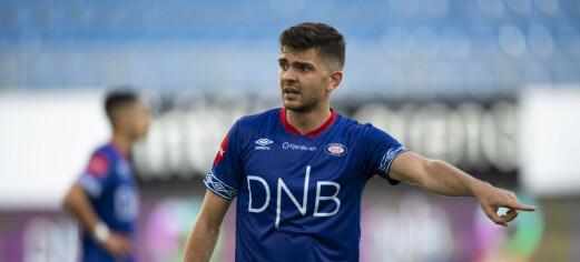 Midtbanespiller Oldrup Jensen forlenger med Vålerenga