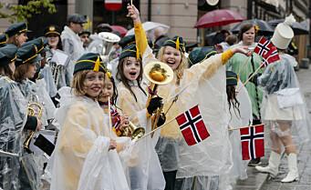 Inntrykk fra 17. mai i Oslo. Se bildene