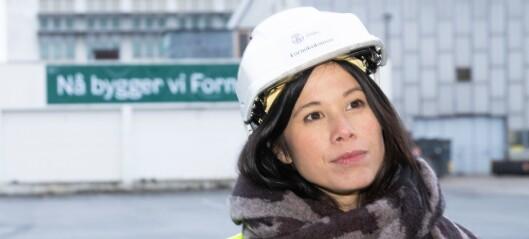 Lan Marie Berg mener statlig anleggsarbeid forårsaket brudd på grenseverdi for svevestøv i Oslo