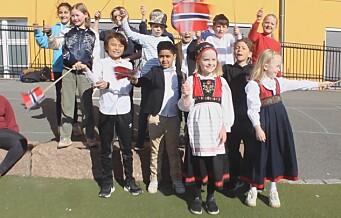 Denne utrolig søte musikkvideoen av skolebarna på Ila skole må du bare se: – Her på Ila, har vi det så bra!