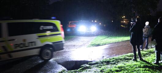 To skadd etter slagsmål i Frognerparken
