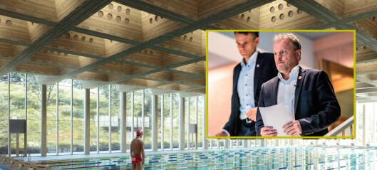 Nye Tøyenbadet blir 400 millioner dyrere enn forventet. Åpningen utsettes et år