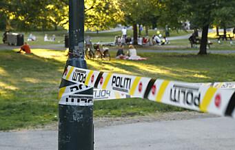 16 år gammel voldtok han en kvinne i Sofienbergparken. Tre år senere voldtok han på nytt