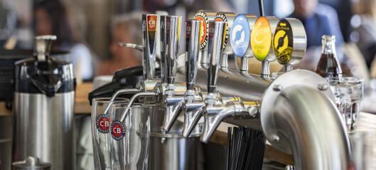 Når Oslos ølkraner åpnes igjen må du leve én dag med omstridt matregel