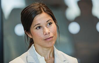 Lan Marie Berg mente det var riktig å ikke informere om milliardsmellen