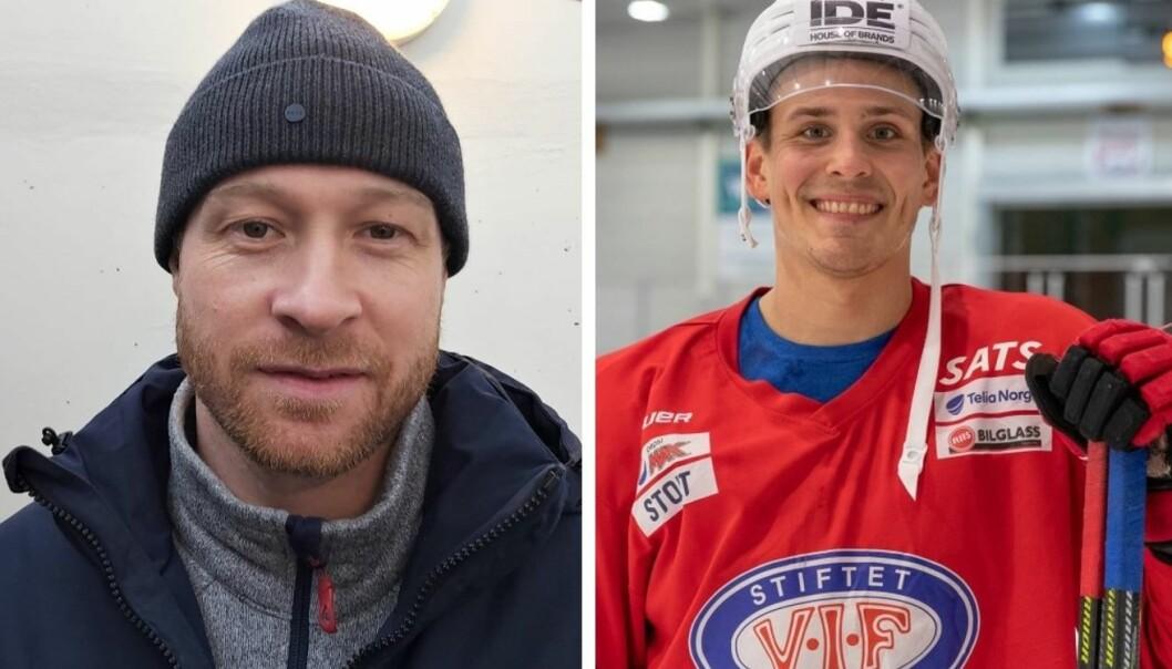 Martin Røymark og Tommi Taimi er to viktige signeringer for Vålerenga ishockey i den kommende sesongen.