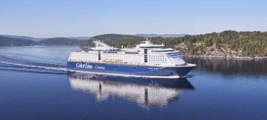 Nå kan du igjen reise med Kiel-ferja. Men går du i land blir det karantene når båten er tilbake i Oslo