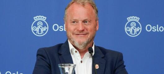 Raymond Johansen håper å gjenåpne Oslo ytterligere 10. juni