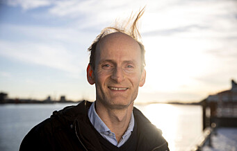 TV-meteorolog Terje Alsvik Walløe tror på mer sol og varme når Oslo åpner for utepils