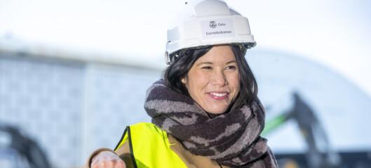 Lan Marie Berg om mistillitstrusler etter milliard-sprekk for ny vannforsyning: - Jeg har håndtert dette på en tillitvekkende måte