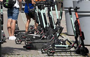 Hele 1 av 3 i Oslo vil forby elsparkesykler