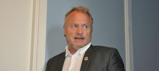 Raymond Johansen om netthets mot Lan Marie Berg: - Hva noen tillater seg å poste er avskyelig