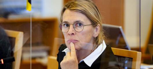 Tiltalt 21-åring i Oslo tingrett – nekter straffskyld for Prinsdal-drapet