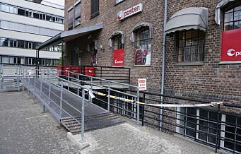 Politiet har fått mange tips etter postkontorranet på Helsfyr