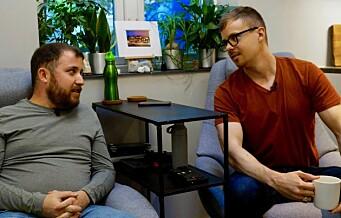 Carl (31) og Ryan (31) bor i en liten stall i en bakgård på St.Hanshaugen: — Det er ikke antall kvadratmeter som teller