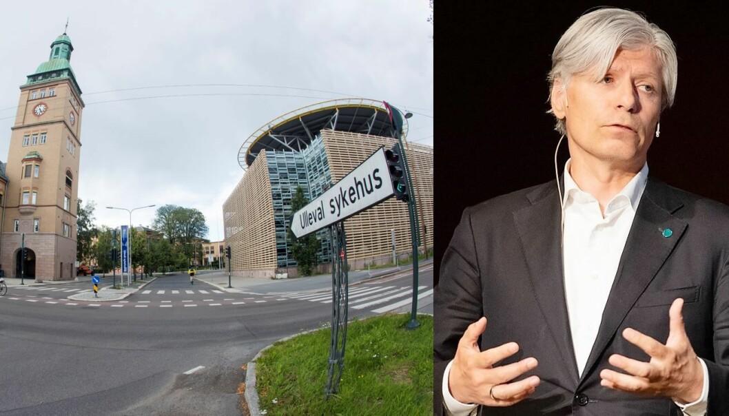 Når bystyret sier nei, er det for meg uakseptabelt at staten kommer trekkende med en egen reguleringsplan for å få vilja si, sier førstekandidat for Venstre ved årets stortingsvalg Ola Elvestuen.