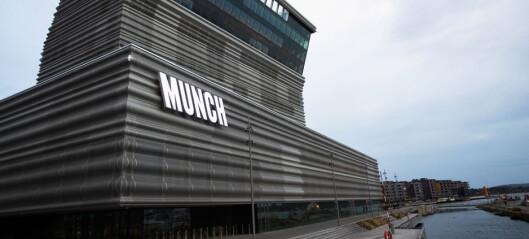 Det nye Munchmuseet åpner 22. oktober