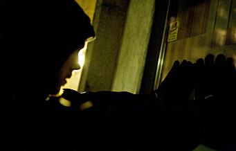Færre barn og unge blir registrert for gjentakende kriminelle handlinger