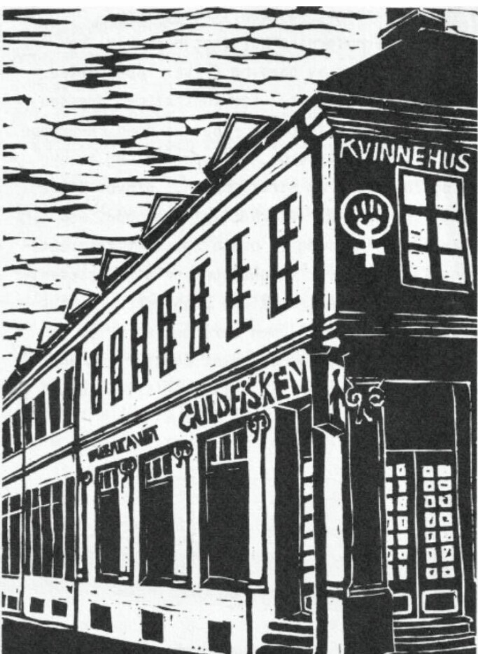 Kvinnehuset i Rådhusgata 2