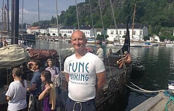 Vil bygge et vikingskip i Oslo med folkefinansiering