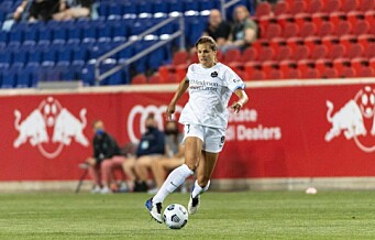 Amerikanske Katie Stengel (29) har bundet seg til Vålerengas damelag ut 2022