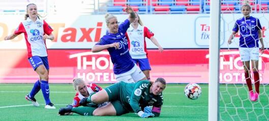 Thorsnes-dobbel sikret at Vålerenga-damene fortsatt er best i byen