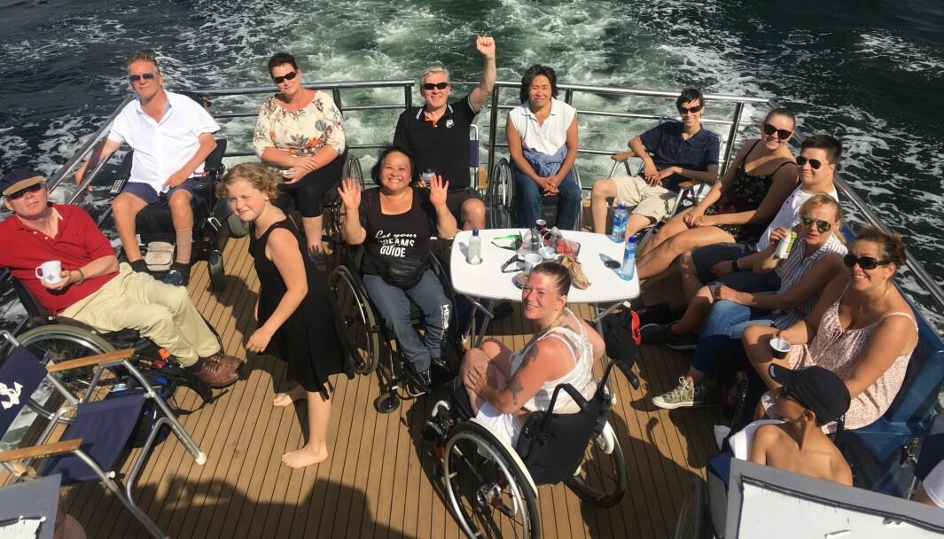 Båten mottar 100 000 kroner i driftsstøtte i året av Oslo kommune. Pengene går til drifting av foreningen og samlinger for medlemmene.