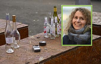 Frykter normalisering av alkoholbruk i parkene hvis politiet ikke håndhever forbudet
