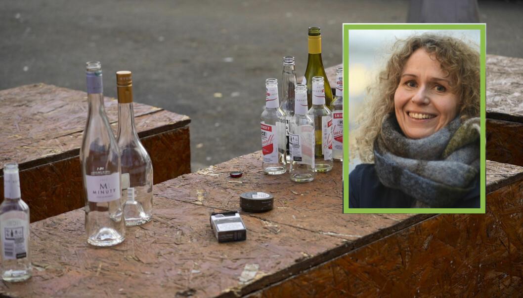— Alkoholforbud på offentlig sted har en preventiv effekt, men det forutsetter at det finnes en reell og oppfattet trussel om at politiet griper inn dersom loven brytes, sier Hanne Cecilie Widnes i IOGT.