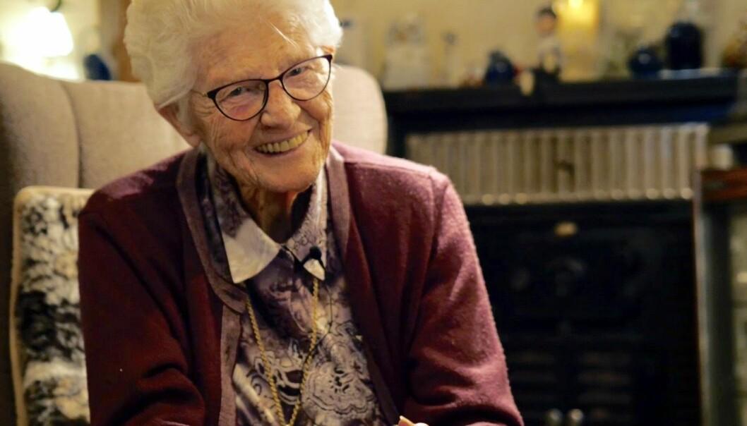 — Jeg har aldri angret på det jeg gjorde. Foreldrene mine skjønte at jeg hadde en egen vilje, og sånn var det bare, sier Grete Hermine Brenger (89) som viet 46 år av livet sitt til Oslo Cinematografer.