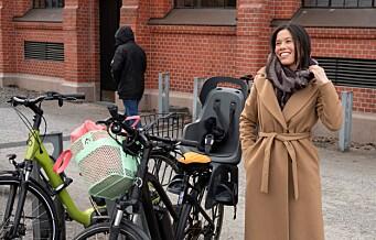 Ser til Oslo: MDG lanserer nasjonal elsykkelmilliard og vil fjerne moms på tohjulingene