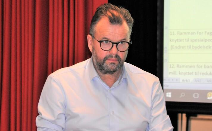 – Vi forholder oss til regelverket ved tildeling av startlån for bolig, sier bydelsdirektør i bydel Gamle Oslo, Tore Olsen Pran.