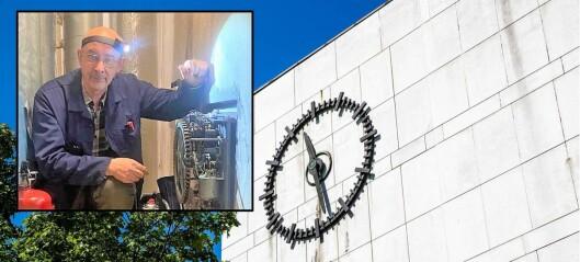 Da vegguret på Marienlysts hvite hus sto bom stille visste NRKs egen Reodor Felgen råd