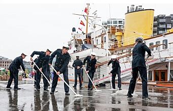 Våtere mai måned i Oslo enn i Bergen: - Det var mange våte bunader 17. mai i hovedstaden i år